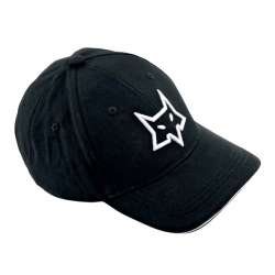 Бейсболка Fox Black Cap FX-CAP01B